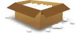 Self Storage Facilities Box Icon